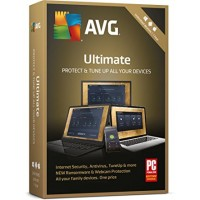 AVG Ultimate 1 licenta (1 an)