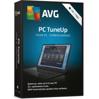 AVG PC Tuneup 3 computere (1 an)