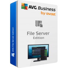 AVG File Server Edition 1 computer (1 an)