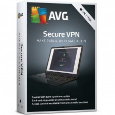 AVG Secure VPN 1 licenta (1 an)